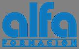 Alfa Formación Logo
